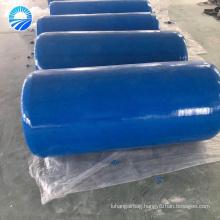 ISO 9001 certified marine polyurea foam filled fender with rope net