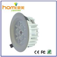 Высокая мощность светодиодный потолочный 12W