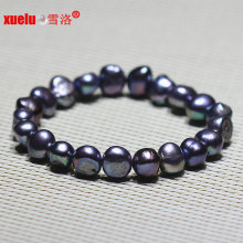 Moda jóia barroca barroca de pérolas de pérolas de água doce (E150051)