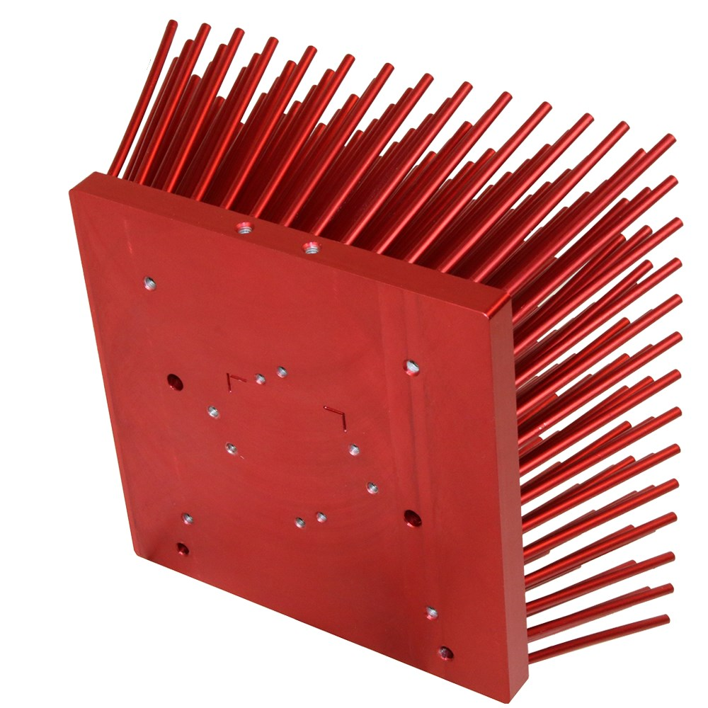 2019 Professional Aluminum Custom Pin Fin Heatsink