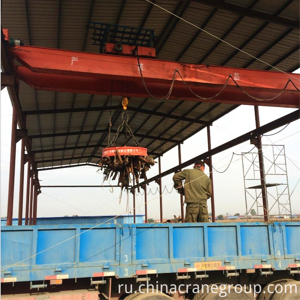 Magnetic Mobile Crane