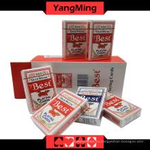 Лучшие 555 игральные карты покер (Юм-PC09)