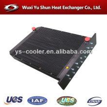 Aleta de aluminio pequeño refrigerador de aire