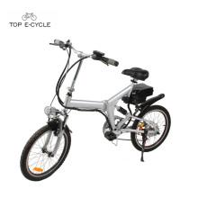 Livelytrip 20 pouces 2017 tendances produits mini portable pliable e vélo 250 w vélo électrique