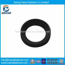DIN6319 D arandela negra de alta calidad con cara cónica, asiento cónico tipo D GB850