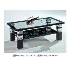 Gute Qualität Tee Glastisch für Office (MX0801)
