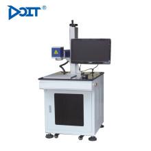 Desktop 20w Mini Metal Label Fiber Laser Marking Machine