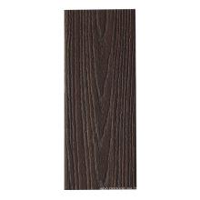 Decking compuesto plástico de madera del precio de fábrica Wpc para al aire libre