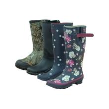 DJM rubber boots