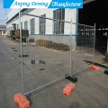 Canada Construction Fence Panels Portable Temporary Fence Vendita calda
