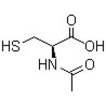 N-ацетил-цистеин / CAS: 616-91-1