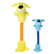 Pet Accessory Product Supply Plush Rope Dog Toy