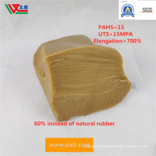 Wuchang Latex Yellow Natural High Strength Class a Latex Recycled Rubber Natural Rubber