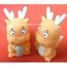Alta calidad Mini patio de recreo interior Animal figura plástico niños juguetes