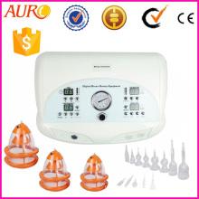 Au-6802 Vacuum Therapy Equipo de belleza para aumento de mamas y glúteos