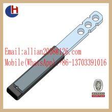 Manga del PVC, tubo del PVC, manga del lazo del PVC de la constucción, manga del lazo de Ancon Debonding