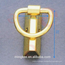 Nickel Free Side and Edge Binding Clip for Bag Accessories (F6-137S)