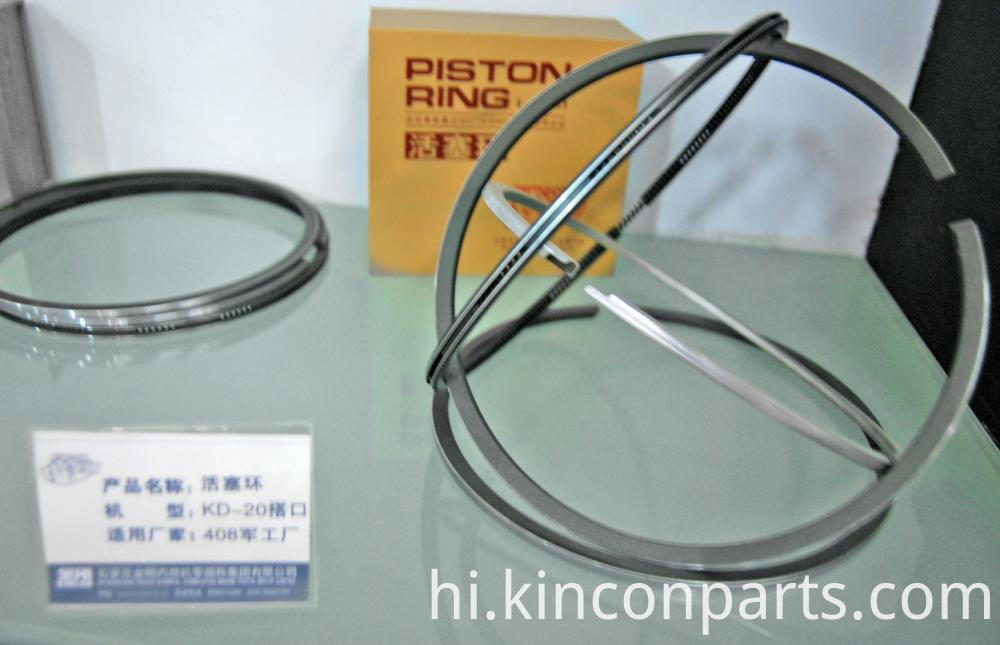 Piston Ring Fitting