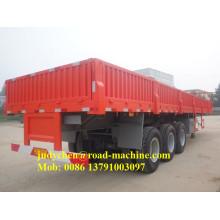 Semi-remorque porte-conteneurs à 3 essieux 20 '/ 40'