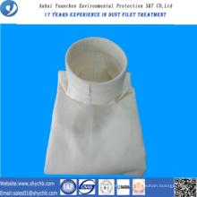 L'usine fournissent directement le sac de filtre de la poussière de composition de PPS et de PTFE pour l'industrie de métallurgie avec l'échantillon gratuit