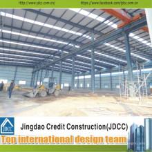 Bestseller und Low Cost vorgefertigte Stahlkonstruktion Warehouse