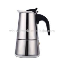 Hot Sale Espresso Machines Stainless Steel Moka Coffee Maker