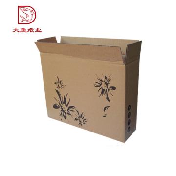 Fabrik OEM äußere Mode China kleine laminierte Karton Box Paket mit Druck