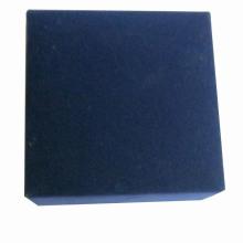 Caixa de jóia de papel impressa do logotipo feito sob encomenda feito sob encomenda luxuoso
