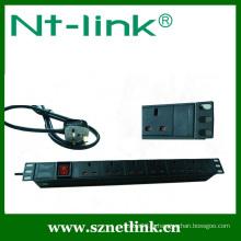 Shenzhen Netlink haute qualité 8 voies PPdu Socket pour cabinet