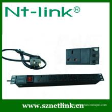 Shenzhen Netlink alta qualidade 8 vias PPdu soquete para gabinete