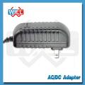 Утверждение UL CUL AC адаптер питания постоянного тока 12v 2a с разъемом US