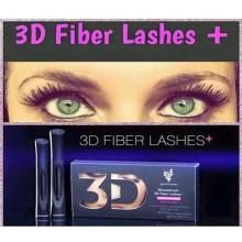 Prix d'usine Younique Moodstruck 3D You-Nique Fiber Lashes Couleur noire Haute qualité 2PCS = 1set Maquillage Mascara