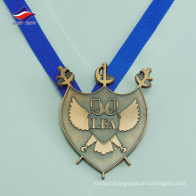 Metal material factory price nice quality custom zinc die cast medals