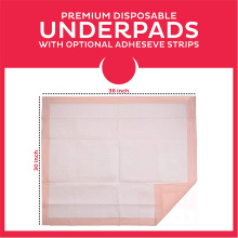 Ultra Absorbent Chux Incontinence Bed Pads