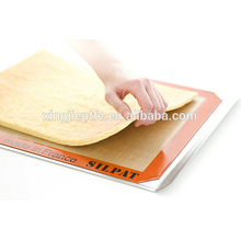 China new innovative product cheap non stick silicone baking mat
