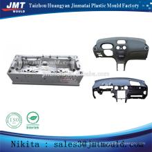 inyección de plástico auto tablero de instrumentos fabricación de moldes