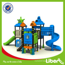 Liben Recreational products, park structures playground equipment, Kids play center best choice LE-SY013