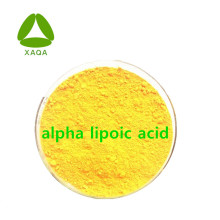Pó de ácido lipóico R-alfa de grau farmacêutico USP 99%