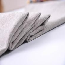 2016 Solid Micro Towel Velboa Fabric for Sofa