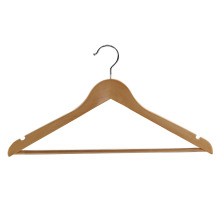 High Quality Hotel Hanger Luxury Wooden Hangers