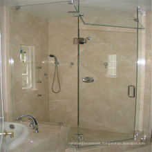 Tempered Safety Clear Glass for Interior Glass Shower Door