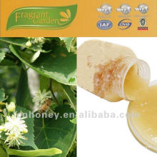 Linden honey Pure natural raw bee honey for sale