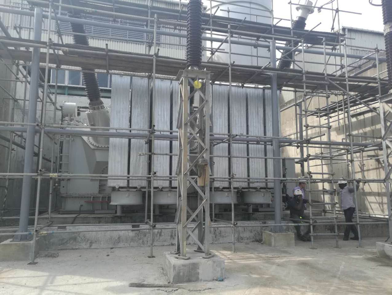 GE--UGHELLI POWER PLC