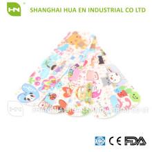 China Einweg-PVC-wasserdichte Kleber Erste-Hilfe-Putze