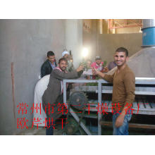 Secador de gran capacidad Perejil