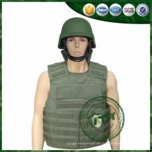 Chaleco antibalas de nivel IIIA / III / IV Kavlar Police