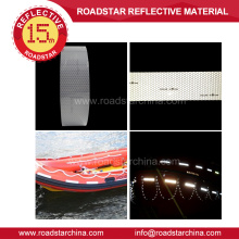 Durable solas reflective self adhesive paper