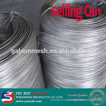 high quality hot dipped galvanized stainless steel wire& stainless steel wire ropes