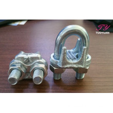 Galvanized Wire Rope Fasteners Type a Clips