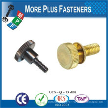 Made in Taiwan Steel Metal M4~M10 Decorative Thumb Screw